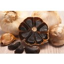 Hymor Schwarzer Knoblauch 6 Knollen Black Garlic aus Spanien 90 Tage fermentiert