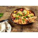 Gazi Grill- und Pfannenkäse 200g Chili 45% Fett i.Tr Grillkäse Pfanne Vakuum