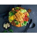 Sirtakis Halloumi Natur 1kg 43% Fett i.Tr. Grill-Käse Pfannenkäse Schnittkäse