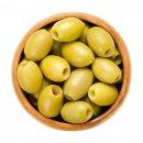 Hymor Marokkanische Oliven 10x 380g grüne Oliven entsteint pikant aus Marokko