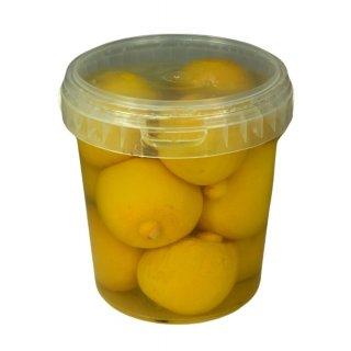 Hymor Zitronen eingelegt 3x 550g aus Marokko Salzzitronen eingelegte Zitronen