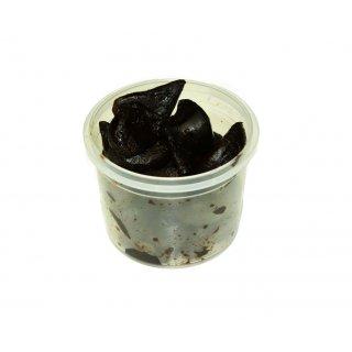 Hymor Schwarzer Knoblauch geschält 2x 65g Spanien Garlic 90 Tage fermentiert
