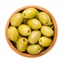 Hymor Marokkanische Oliven 550gramm grüne Oliven ohne Stein entsteint Marokko