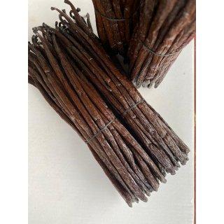 Hymor Bourbon Gourmet 50g Vanilleschoten Madagaskar 16-18cm natürlich neue Ernte