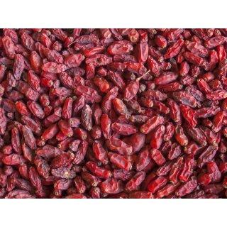 Hymor Berberitze getrocknet 1kg Trockenfrucht ohne Zusätze Berberitzen Sauerdorn