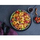 Gazi Grill- und Pfannenkäse 5x 200g Honey-BBQ 45% Fett Grillkäse Pfanne Vakuum