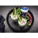 Gazi Ayran 40x 250ml Joghurt Drink Getränk Mixgetränk Joghurt Salz 1% Elopak