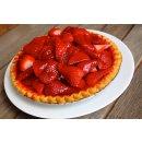 BelSun Erdbeeren 4x 925g leicht gezuckert eingelegte Erdbeeren Dose Obstkonserve