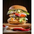 PRIBO Cheddar-Cheese-Sauce 2x 2120ml Käsesauce Soße Beilage Dip zu Nachos Burger