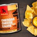 Pinata Cheddar-Cheese-Sauce 3kg Käsesauce Soße...