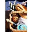 Cana Ananas in Scheiben 6x 490g leicht gezuckert eingelegte Ananas Obstkonserve
