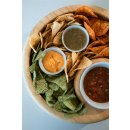 PRIBO Chunky-Salsa-Hot 6x 2120ml Salsasauce Soße Dip Enchilada Nachos Burrito