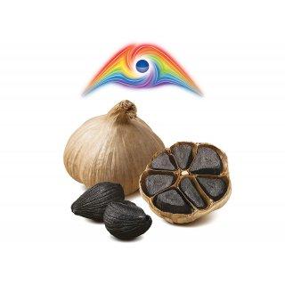 Hymor Schwarzer Knoblauch 5kg Spanien 90 Tage fermentiert ohne Zusätze Garlic