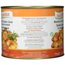Palirria Riesenbohnen 2kg gekocht in Zwiebel-Tomatensauce Griechische Bohnen