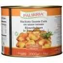 Palirria Riesenbohnen 6x 2kg gekocht in...